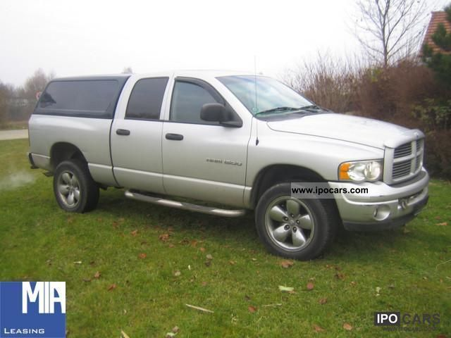 2003 Dodge Ram 1500 Sport 4x4 Short Engine New Car