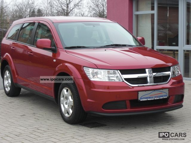 2009 Dodge  Journey 2.4 SE Van / Minibus Used vehicle photo