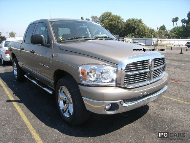 2007 Dodge  RAM Off-road Vehicle/Pickup Truck Used vehicle 			(business photo