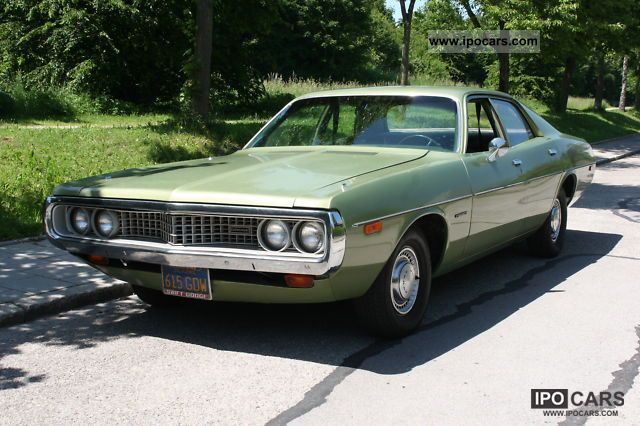 Dodge  CORONET 1972 Vintage, Classic and Old Cars photo