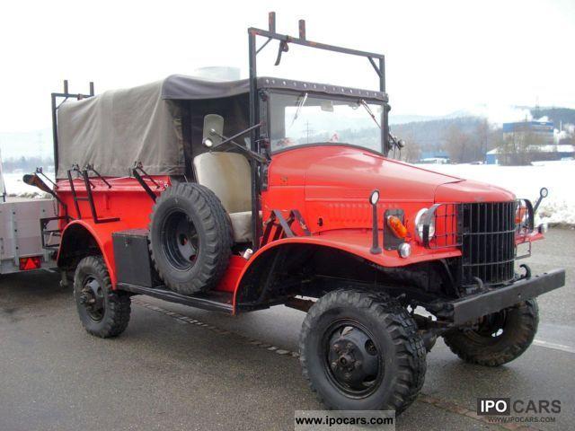 1941 Dodge  WC 21 Off-road Vehicle/Pickup Truck Classic Vehicle photo