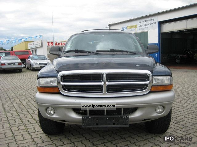 2002 dodge durango slt 4 7 l air automatic 4x4 7sitze for 4 7 dodge motor specs