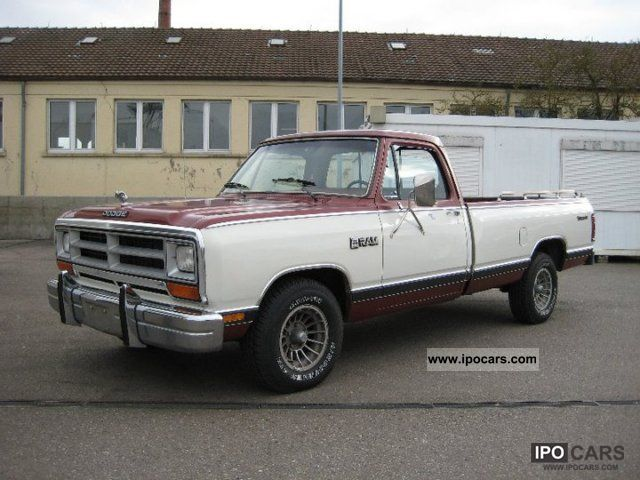Dodge D Prospector V Engine New Lgw on 1991 Dodge Dakota 5 2 Engine