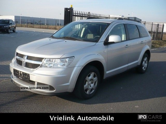2008 dodge journey 2 0 crd se dsg navi air temp 95000 km car photo and specs. Black Bedroom Furniture Sets. Home Design Ideas