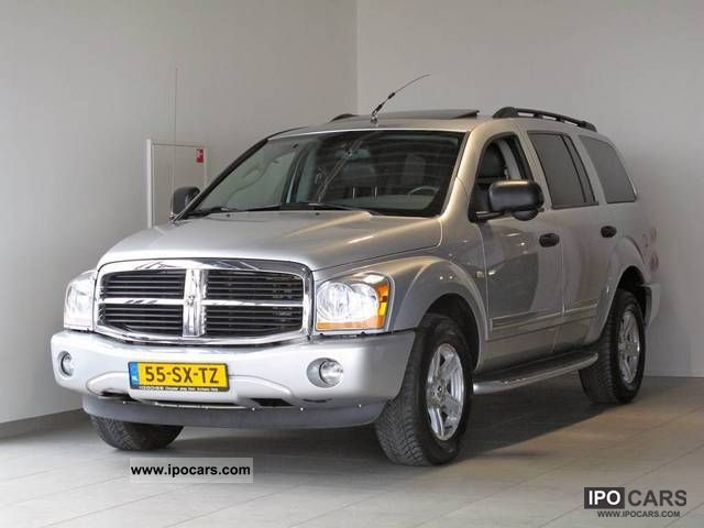 Dodge  Durango 5.7 HEMI V8 2005 Liquefied Petroleum Gas Cars (LPG, GPL, propane) photo