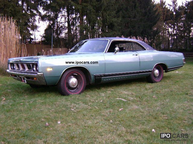 Dodge  Polara 500 1969 Vintage, Classic and Old Cars photo