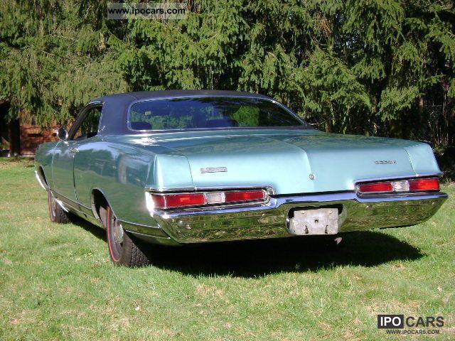 E85 Flex Fuel >> 1969 Dodge Polara 500 - Car Photo and Specs
