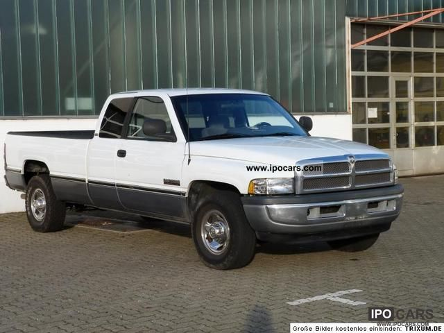 1997 dodge ram 2500 2wd longbed car photo and specs. Black Bedroom Furniture Sets. Home Design Ideas