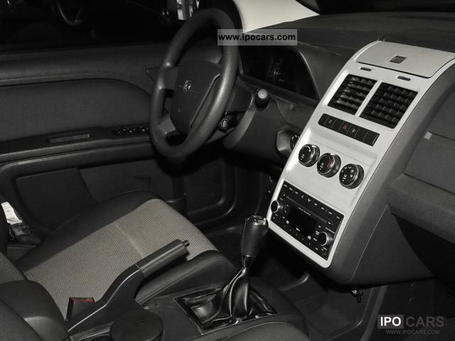 2008 Dodge Journey SE 2.4 Climate Cruise control CD Van / Minibus Used ...