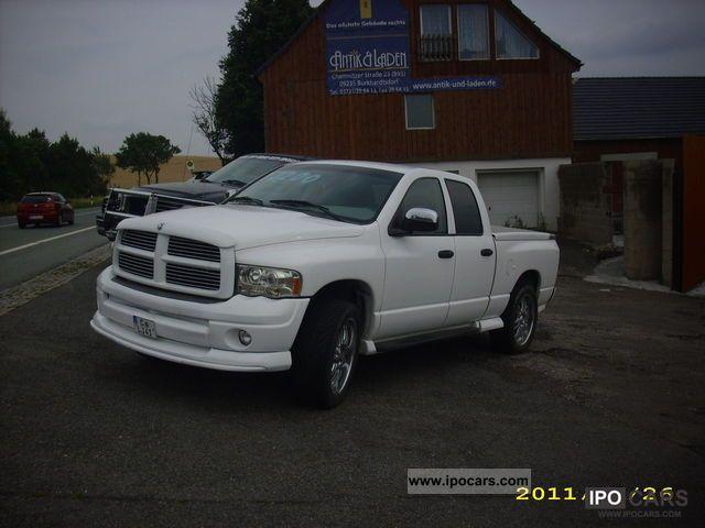 2002 Dodge  1500 lit 4x4 5.9 Off-road Vehicle/Pickup Truck Used vehicle photo