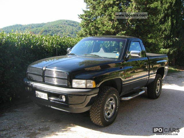 Dodge  dodge ram 1500 4wd 1996 Liquefied Petroleum Gas Cars (LPG, GPL, propane) photo