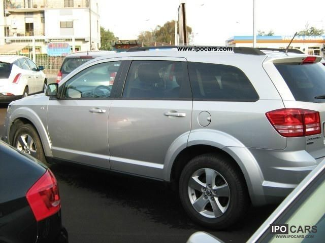 2008 Dodge Journey 2.0 CRD SXT Off-road Vehicle/Pickup Truck Used ...