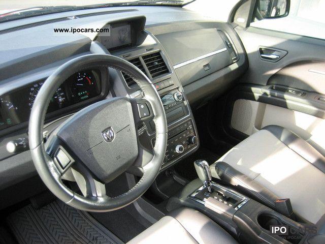 2008 Dodge Journey 2 0 Crd Dsg Automatic R T Car Photo