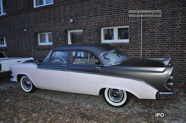 Dodge  Coronet 1956 Vintage, Classic and Old Cars photo
