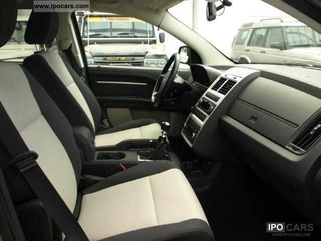 2008 Dodge Journey SXT 2.0 Turbo Diesel DPF Van / Minibus Used vehicle ...