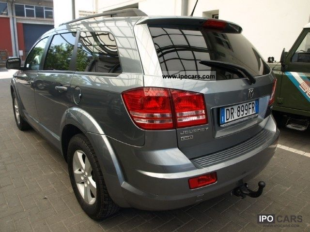 Dodge Journey Sxt Turbo Diesel Dpf Lgw