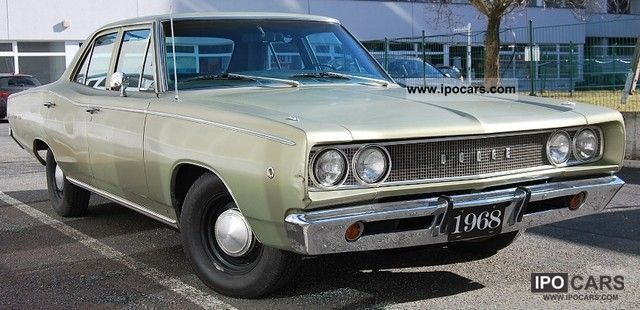 Dodge  Coronet 440 1968 Vintage, Classic and Old Cars photo