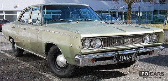 1968 Dodge  Coronet 440 Limousine Classic Vehicle photo
