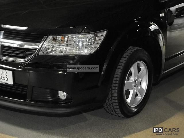 2010 Dodge Journey SXT 4.2 5MT Navi-sound package - Car ...