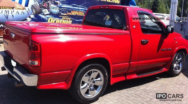 Dodge  1500 Single Cab SRT10 look LPG 230L 2002 Liquefied Petroleum Gas Cars (LPG, GPL, propane) photo