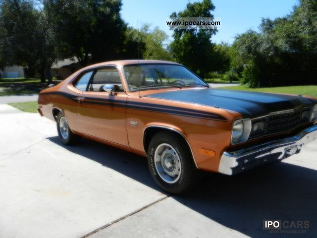 Dodge  Duster 360 coupe very clean 1974 Vintage, Classic and Old Cars photo
