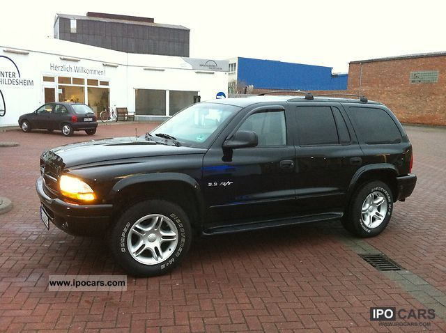 Dodge  Durango R / T 5.9 V8 4x4 2002 Liquefied Petroleum Gas Cars (LPG, GPL, propane) photo
