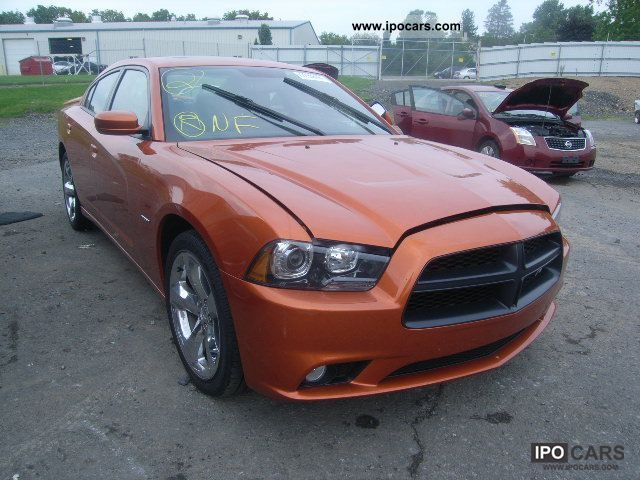 2011 Dodge  CHARGER Sports car/Coupe Used vehicle (business photo