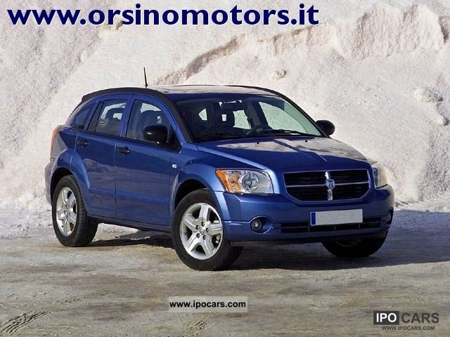 2011 dodge caliber 2 0 se turbo diesel dpf car photo and specs. Black Bedroom Furniture Sets. Home Design Ideas