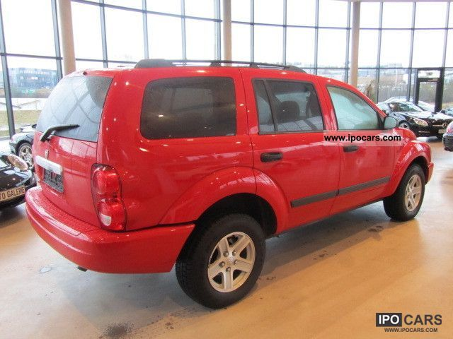 2007 dodge durango 4 7 v8 car photo and specs for 4 7 dodge motor specs