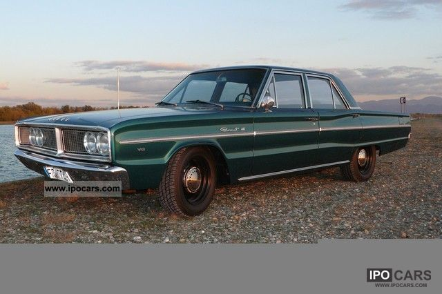 Dodge  Coronet 440 1966 Vintage, Classic and Old Cars photo
