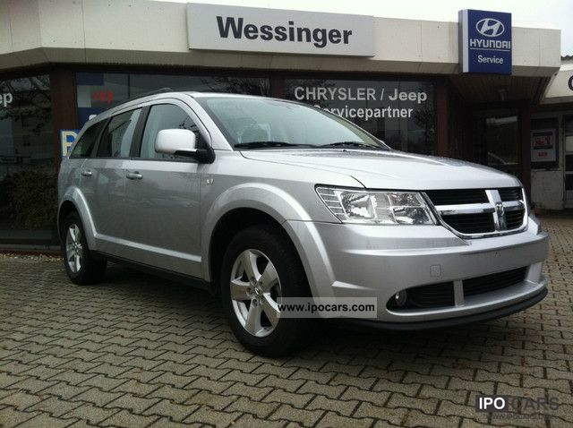 2010 Dodge Journey CRD SXT 7-seater, rear view camera ...