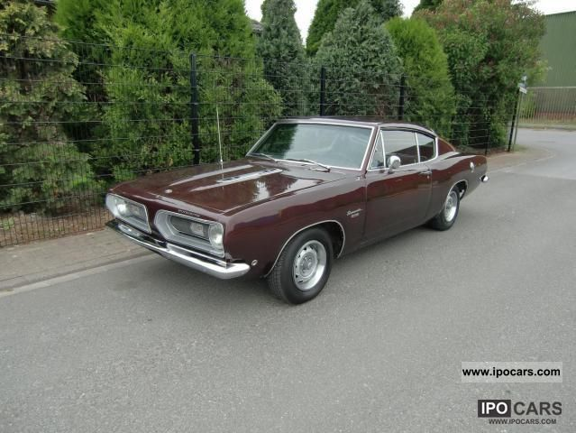Dodge  Challenger / Barracuda 1968 Vintage, Classic and Old Cars photo