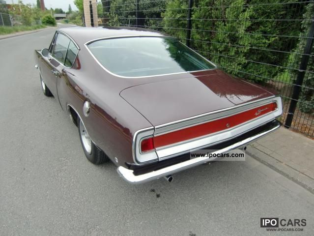 1968 Dodge Challenger / Barracuda - Car Photo and Specs