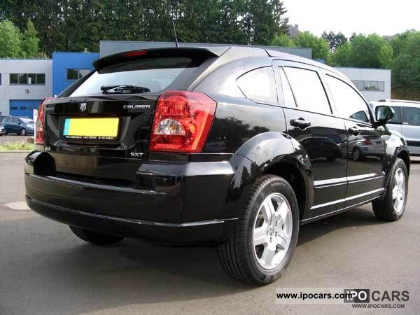 2011 dodge caliber 2 0 crd sxt tempo air navi leather new. Black Bedroom Furniture Sets. Home Design Ideas