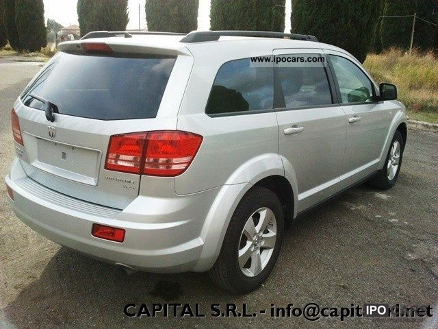 2010 dodge journey sxt 2 0 tdi camera hard disk posterior car photo and specs. Black Bedroom Furniture Sets. Home Design Ideas