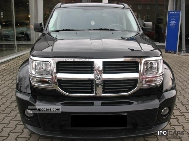 2009 dodge nitro 2 8 crd sxt 4x4 car photo and specs. Black Bedroom Furniture Sets. Home Design Ideas