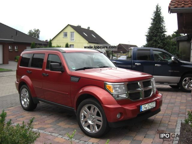 2007 Dodge  3.7 SXT 4x4 Off-road Vehicle/Pickup Truck Used vehicle photo