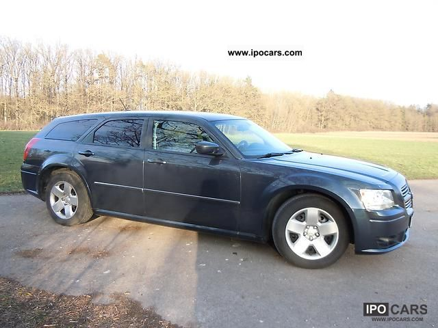 Dodge  Magnum SXT! Gas system! (Same-300C) 2008 Liquefied Petroleum Gas Cars (LPG, GPL, propane) photo