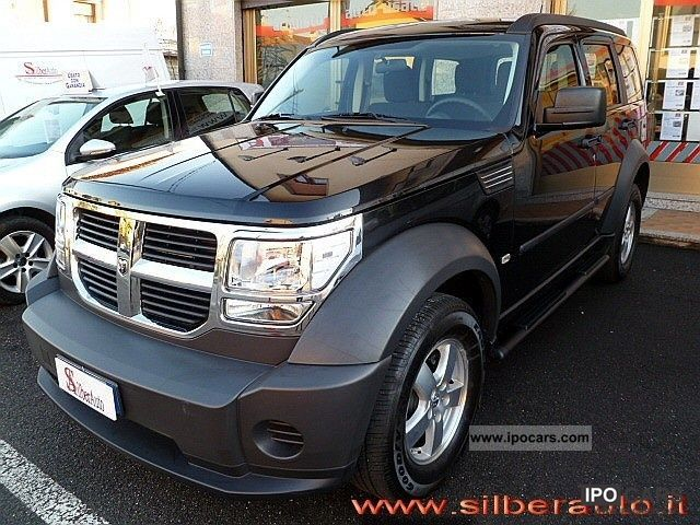 2009 dodge nitro 2 8 crd 4wd auto car photo and specs. Black Bedroom Furniture Sets. Home Design Ideas