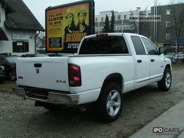 2008 Dodge Ram 1500 Hemi Big Horn Edition 5 7 4x4