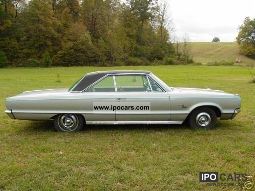 Dodge  Monaco 1965 Hardtopcoupe in its original condition 1965 Vintage, Classic and Old Cars photo