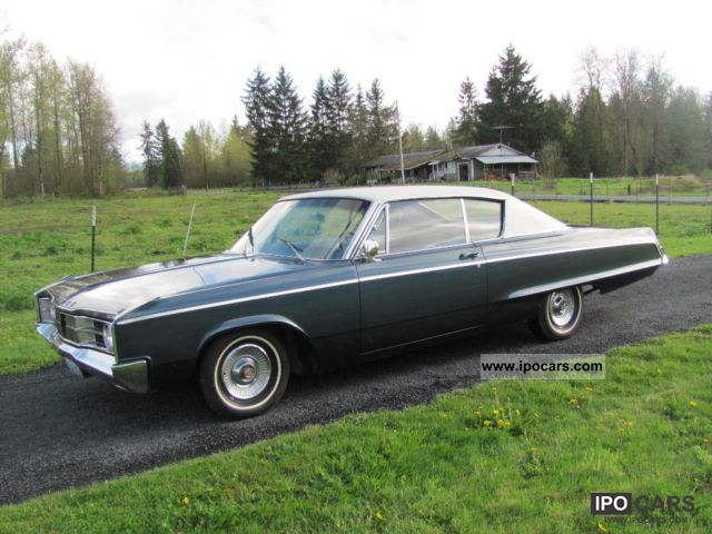 Dodge  Polara Coupe - including H-approval 1967 Vintage, Classic and Old Cars photo