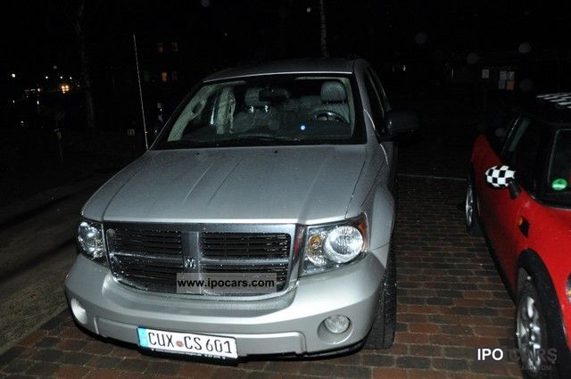 Dodge  Durango SLT gas and E85 2007 Liquefied Petroleum Gas Cars (LPG, GPL, propane) photo