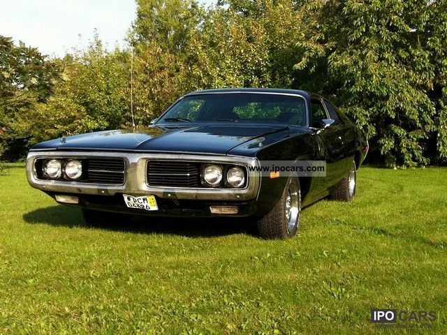 Dodge  Charger 1973 Vintage, Classic and Old Cars photo