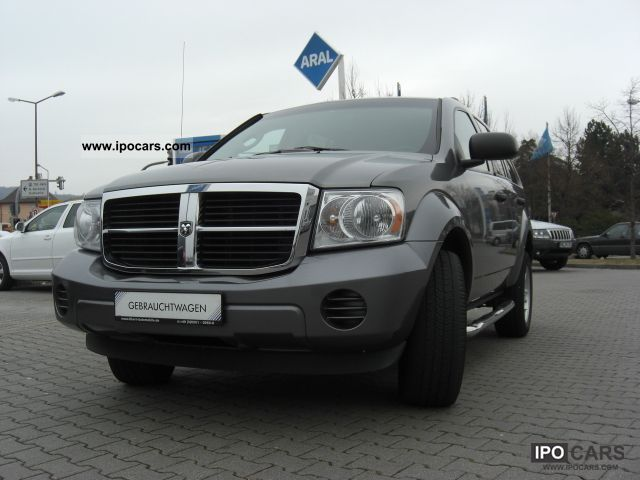 Dodge  GAS CONVERSION Durango 2008 Liquefied Petroleum Gas Cars (LPG, GPL, propane) photo