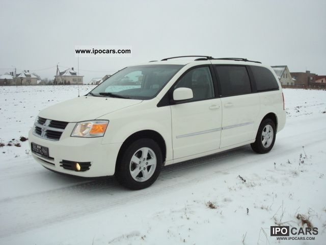 Dodge  Grand Caravan 3.8 V6 LPG AUTO GAS 2010 Liquefied Petroleum Gas Cars (LPG, GPL, propane) photo