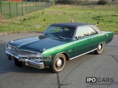 Dodge  DART SWINGER 5.2 liter V8 coupe. restored 1973 Vintage, Classic and Old Cars photo