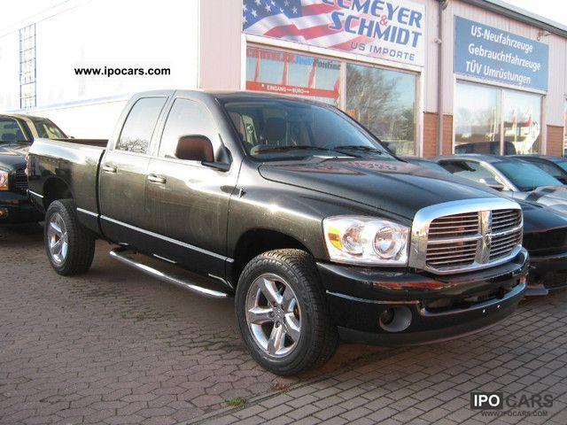 2008 Dodge  1500 Quad Cab 5.7L V8 4x4 all-wheel-20 \ Off-road Vehicle/Pickup Truck Used vehicle photo