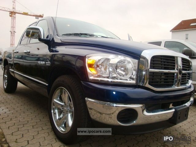 2008 dodge ram 1500 5 7l hemi on lpg gas plant car photo and specs. Black Bedroom Furniture Sets. Home Design Ideas