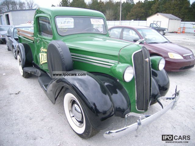 Dodge  OTHER 1936 Vintage, Classic and Old Cars photo